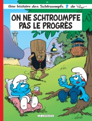 Les Schtroumpfs Lombard tome 21