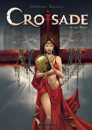 [BD] série de bandes dessinées : Croisade 9782803625918-couv-I325x456
