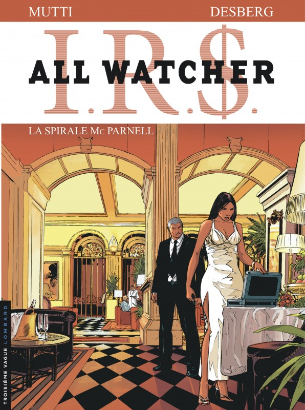 All Watcher Mediatoon Foreign Rights