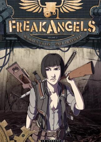 Freakangels Tome 3