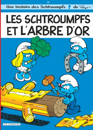 Les Schtroumpfs Lombard Tome 29
