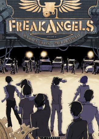 Freakangels Tome 4