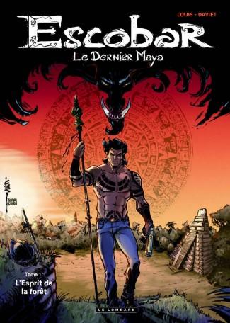 Escobar Le dernier Maya Tome 1