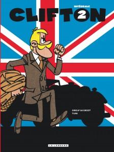 cover-comics-intgrale-clifton-tome-2-intgrale-clifton-2