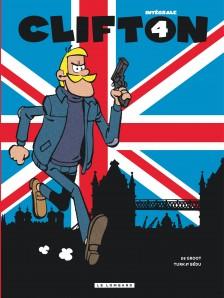 cover-comics-intgrale-clifton-tome-4-intgrale-clifton-4