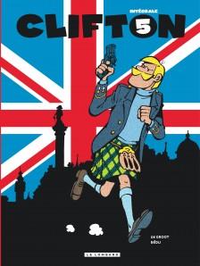 cover-comics-intgrale-clifton-tome-5-intgrale-clifton-5