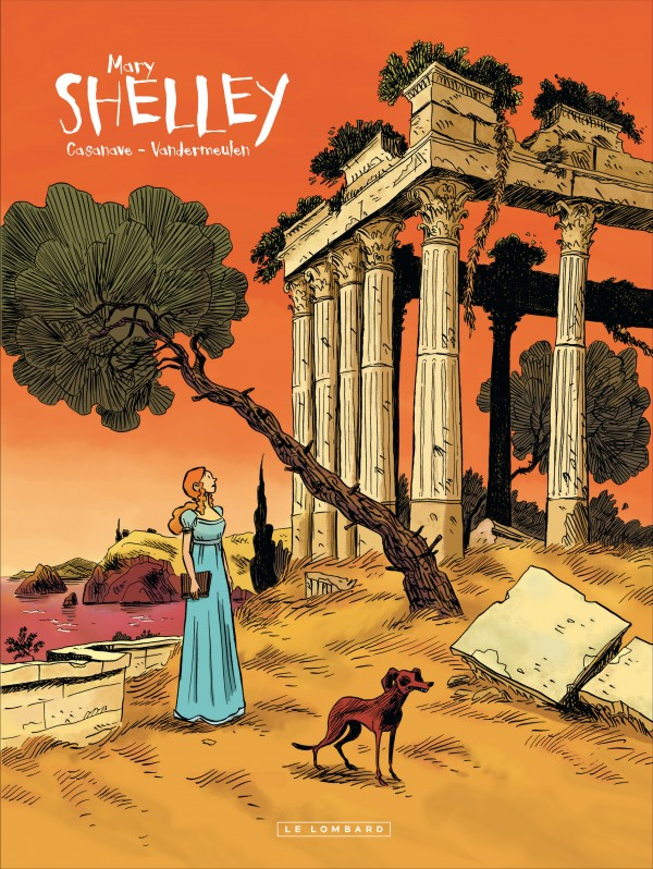cover-comics-shelley-tome-2-mary-shelley
