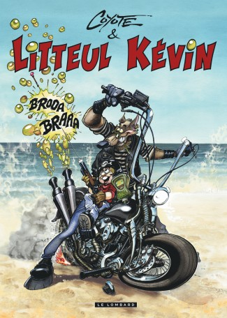 COYOTE ET LITTEUL KEVIN Tome 1