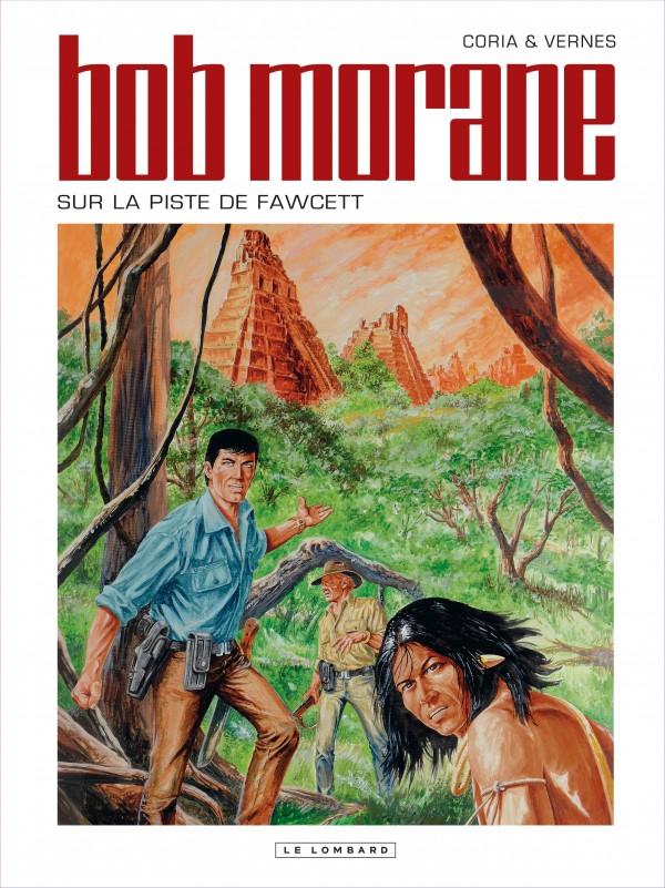cover-comics-bob-morane-lombard-tome-48-sur-la-piste-de-fawcett
