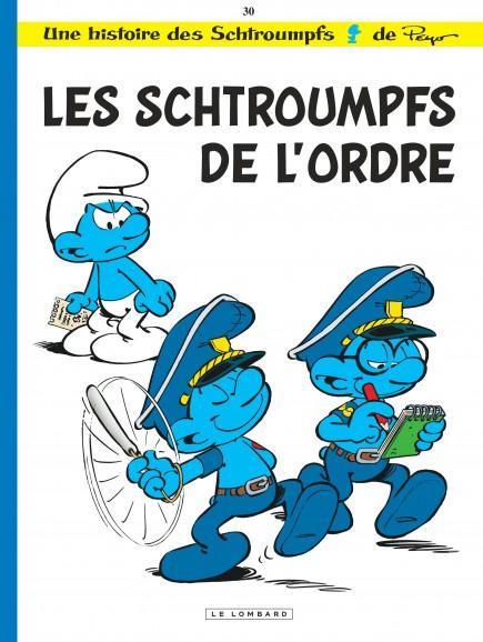 Les Schtroumpfs - Schtroumpfs de l'ordre (Les)