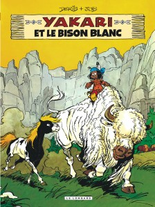 cover-comics-yakari-et-le-bison-blanc-tome-2-yakari-et-le-bison-blanc
