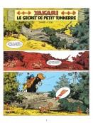 Feuilleter : Secret de Petit Tonnerre (Le)