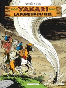 cover-comics-yakari-tome-22-la-fureur-du-ciel