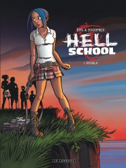 Hell School tome 1
