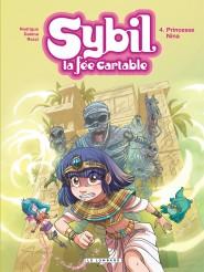 Sybil, la fée cartable tome 4