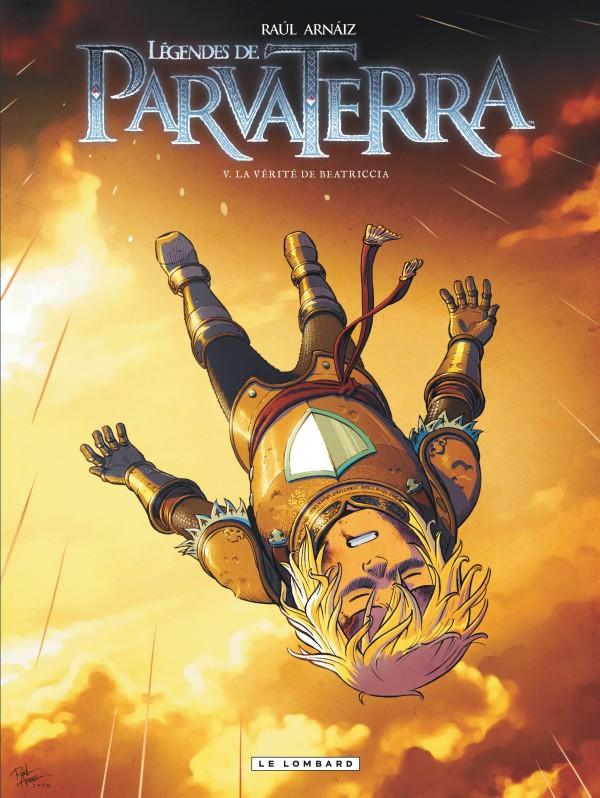 cover-comics-lgendes-de-parva-terra-tome-5-la-vrit-de-beatriccia