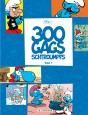 300 gags schtroumpfs Tome 1