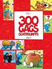 300 gags schtroumpfs