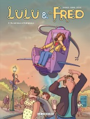 Lulu et Fred tome 2
