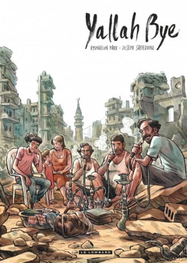 cover-comics-yallah-bye-tome-0-yallah-bye