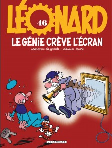 cover-comics-lonard-tome-46-le-gnie-crve-l-8217-cran
