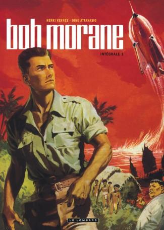 Intégrale Bob Morane nouvelle version Tome 1