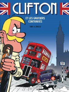 cover-comics-clifton-tome-22-clifton-et-les-gauchers-contraris