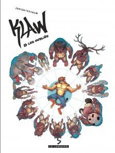 cover-comics-klaw-tome-6-les-oublis