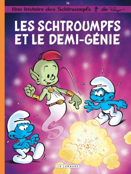 Les Schtroumpfs - Les Schtroumpfs et le demi-génie