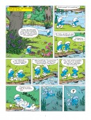 Feuilleter : Les Schtroumpfs et le demi-génie