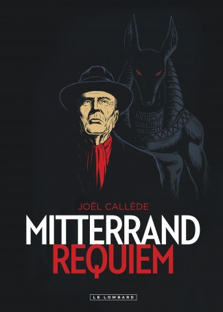 Couverture de la bande dessinée Mitterrand Requiem
