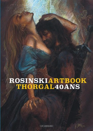 Art book Thorgal
