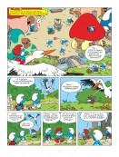 Feuilleter : Les Schtroumpfs et les haricots mauves