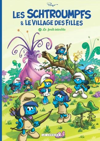 Les Schtroumpfs et le Village des Filles Tome 1