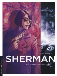 cover-comics-sherman-tome-8-les-chemins-de-jeannie-1969