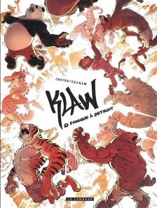 cover-comics-klaw-tome-9-panique--dtroit