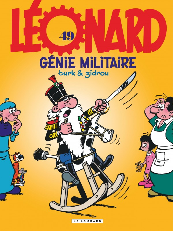 cover-comics-lonard-tome-49-gnie-militaire