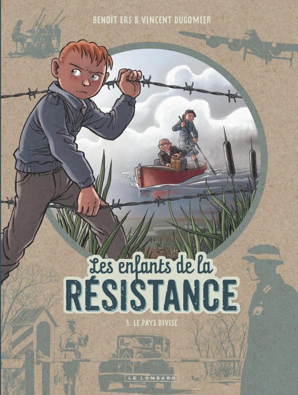 cover-comics-les-enfants-de-la-rsistance-tome-5-le-pays-divis