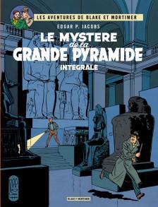 cover-comics-blake-amp-mortimer-8211-intgrales-tome-2-mystre-de-la-grande-pyramide-le-8211-intgrale