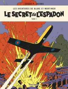 cover-comics-blake-amp-mortimer-tome-1-secret-de-l-8217-espadon-le-8211-tome-1