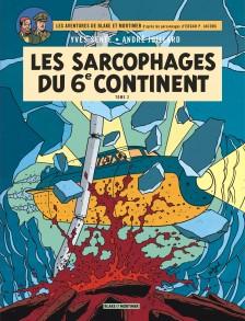 cover-comics-sarcophages-du-6e-continent-les-8211-tome-2-tome-17-sarcophages-du-6e-continent-les-8211-tome-2