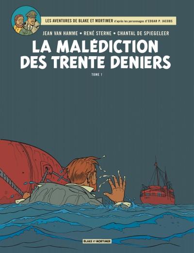 Série Blake & Mortimer Malédiction des Trente Deniers (La) - Tome 1