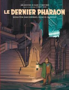 cover-comics-autour-de-blake-amp-mortimer-tome-11-dernier-pharaon-le
