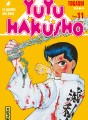 Yuyu Hakusho tome 11