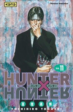 Hunter X Hunter tome 11