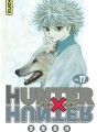 Hunter X Hunter tome 17