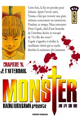 Monster tome 16
