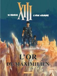 cover-comics-xiii-tome-17-or-de-maximilien-l-8217