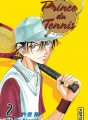 Prince du Tennis tome 2
