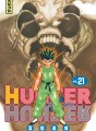 Hunter X Hunter tome 21
